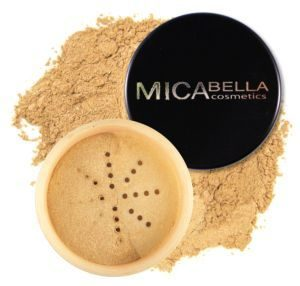 MicaBella Mineral Foundation – Loose