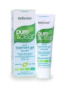 Pure & Clear Acne Treatment Gel