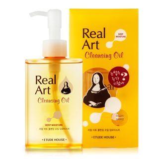 Real Art Moisture Cleansing Oil