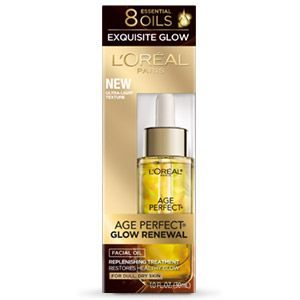 Paris Age Perfect Glow Renewal Facial Oil
