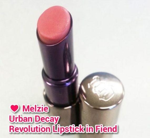 Revolution Lipstick – Fiend