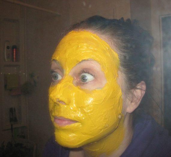 Turmeric Mask