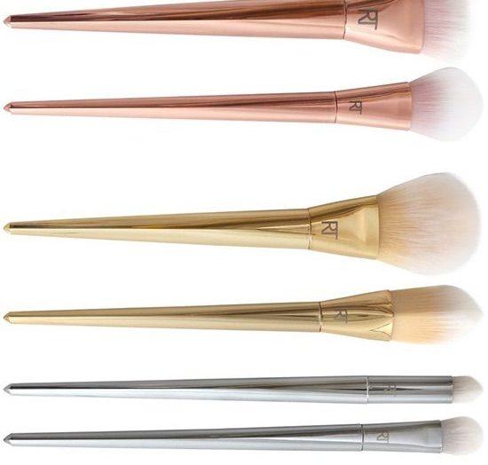Bold Metals Brush Line