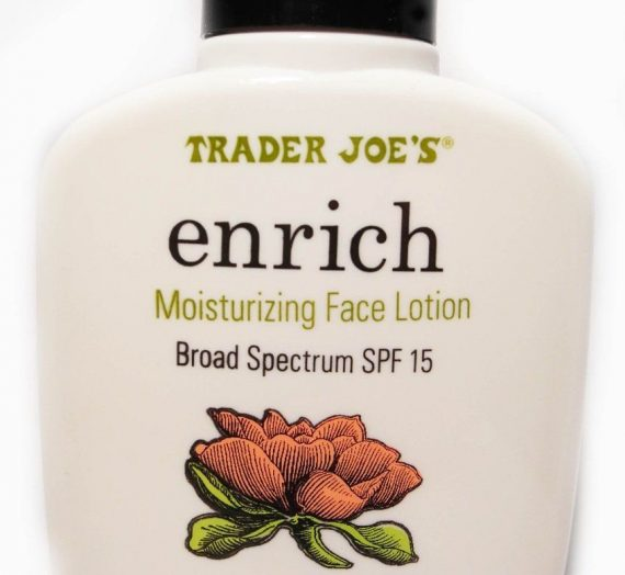 Enrich Moisturizing Face Lotion Broad Spectrum SPF 15