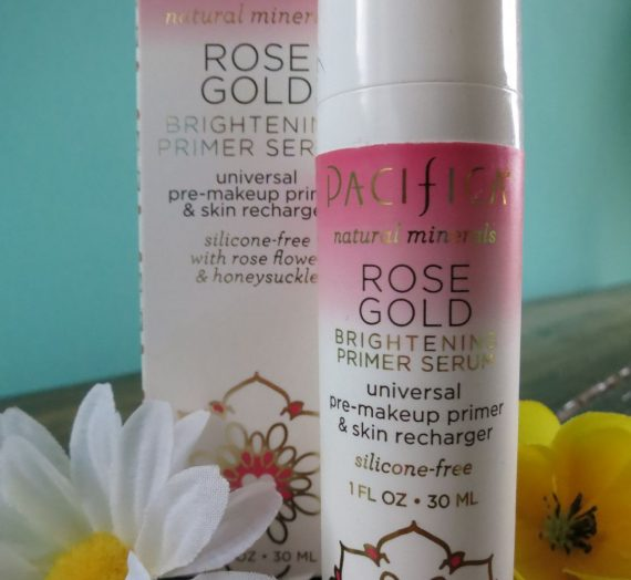 Rose Gold Brightening Primer Serum