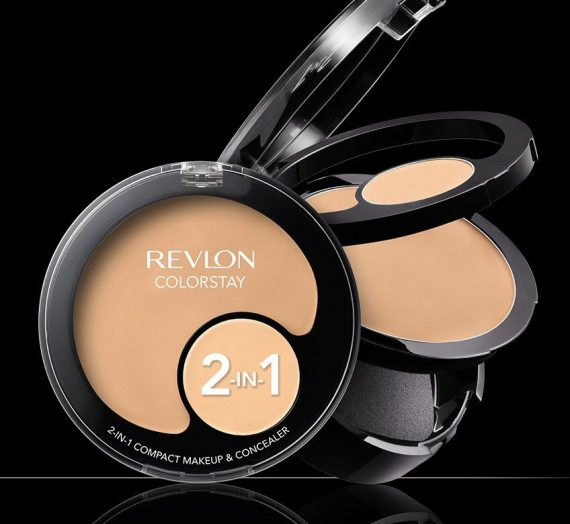 Colorstay 2-in-1 Compact Makeup & Concealer