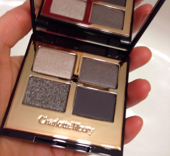 Luxury Palette: The Rock Chick