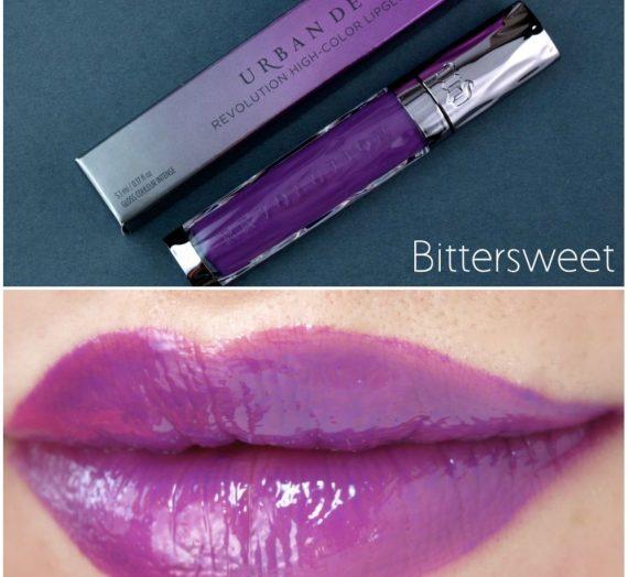 Revolution High-Color Lip Gloss in Bittersweet