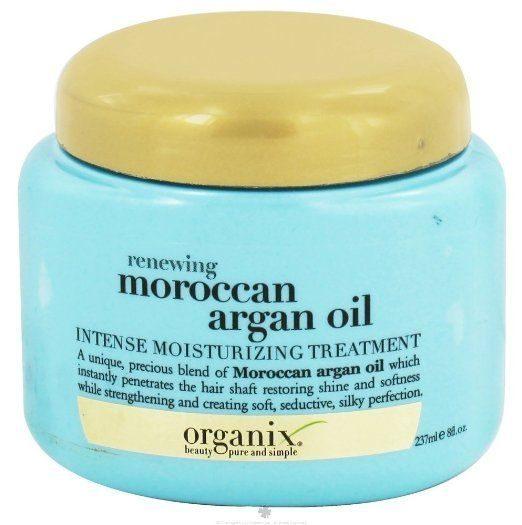 Renewing Argan Oil of Morocco Intensive Moisturizing Treatment