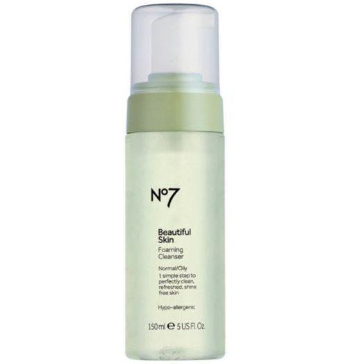 No7 Beautiful Skin Foaming Cleanser