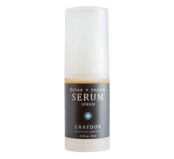 Graydon Clinical Luxury Detox and Renew Serum