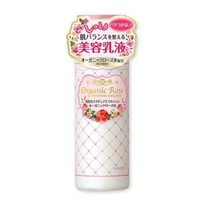 meishoku organic rose moisture emulsion