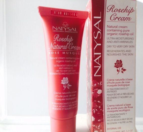 Natysal Rosehip Natural Cream