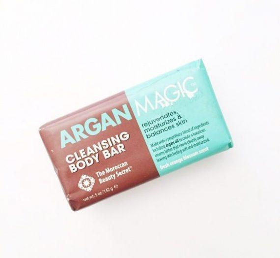 Argan Magic/ Cleansing Body Bar