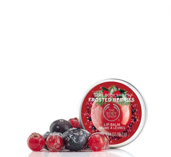 Frosted Berries Lip Balm