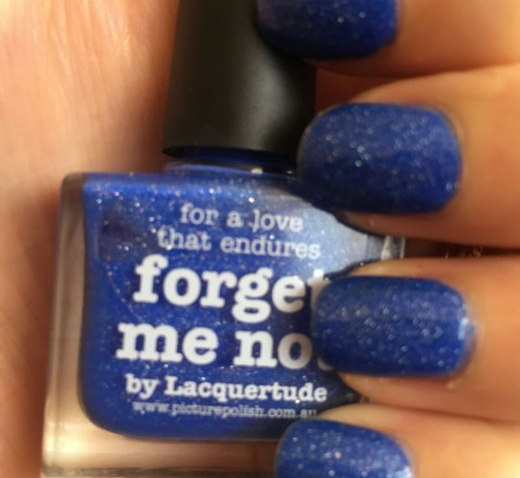 Picture Polish – Forget Me Not