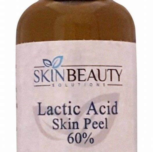 Skin Beauty Solutions – Lactic Acid Skin Peel 60%