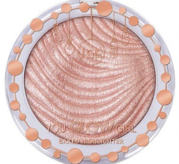 J.Cat Beauty – You Glow Girl Baked Highlighter