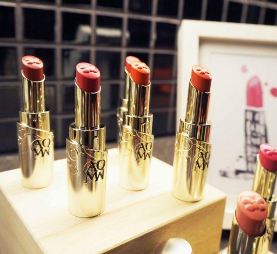 AQ MW Art De Fleur Lipstick