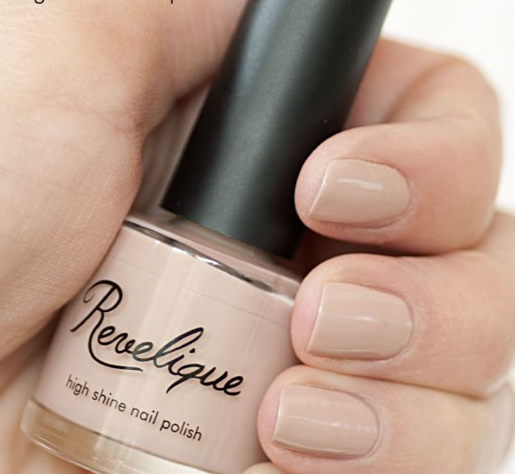 Revelique – High Shine Nail Polish in 140 Pirouette