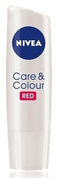 Lip Care & Colour Red