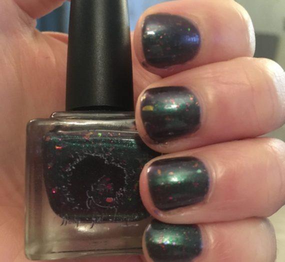 Baby Girl Lacquer – Australian Fire Opal