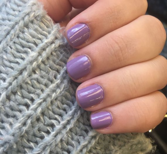 Nail Lacquer – Do You Lilac It?