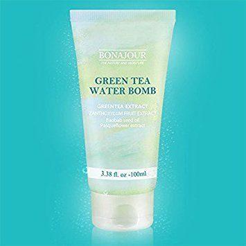 Bonajour Green Tea Water Bomb Moisturizing Cream