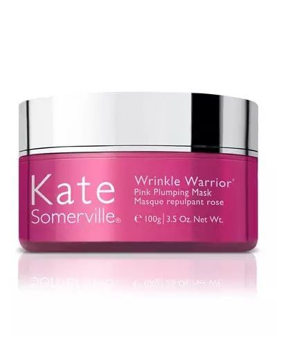 Wrinkle Warrior Pink Plumping Mask