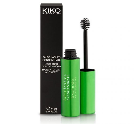 Kiko Top Coat Lengthening Mascara