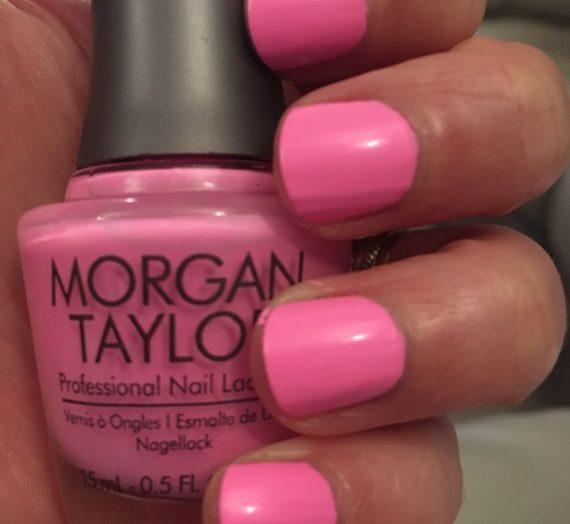 Morgan Taylor – Look at You, Pink-achu!