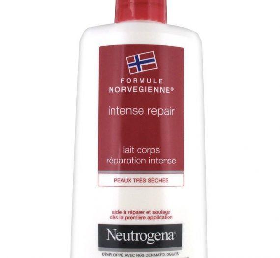 Norwegian Formula Moisture Wrap Daily Repair Body Lotion