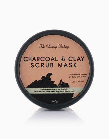 Beauty Bakery – Charcoal & Clay Scrub Mask