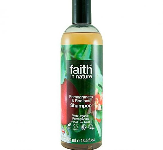 Faith in Nature Pomegrante and Rooibos Shampoo