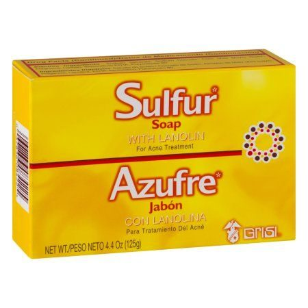Grisi – Sulfur Soap with Lanolin