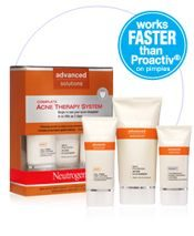 Advanced Solutions Acne Therapy System
