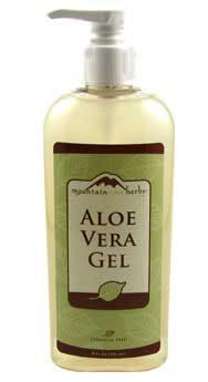 Mountain Rose Herbs Aloe Vera Gel