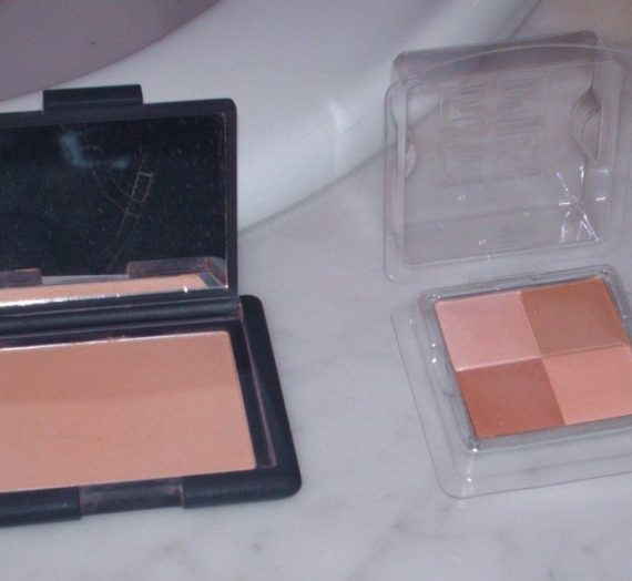 Givenchy Prisme again Blush 05 Smiling Brown