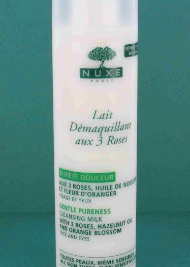 Cleansing Milk with 3 Roses (Lait Demaquillant aux 3 Roses)