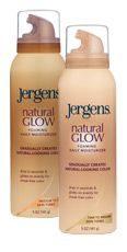 Natural Glow Foaming Daily Moisturizer-Medium Tan