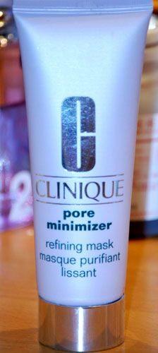 pore minimizer refining mask