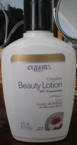 beauty lotion