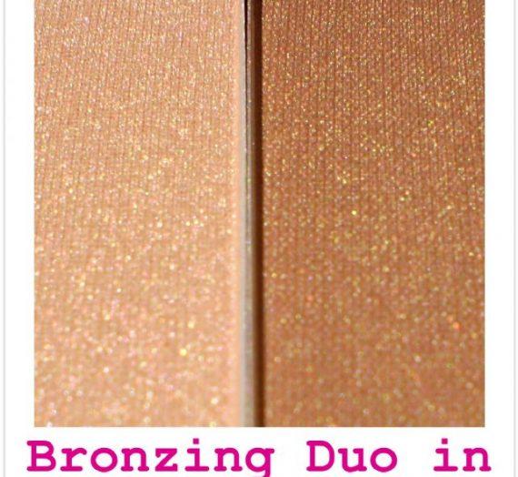 Bronzing Duo in Glint & Burnish