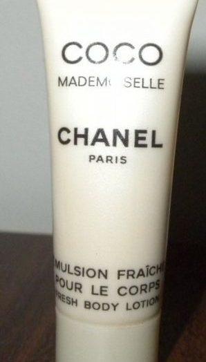 Coco mademoiselle fresh body lotion