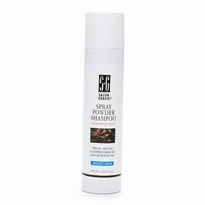 Spray Powder Shampoo Brunette