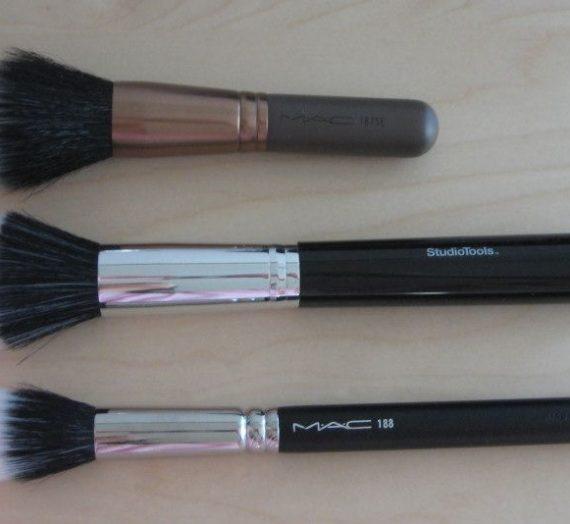188 Small Duo Fibre Face brush