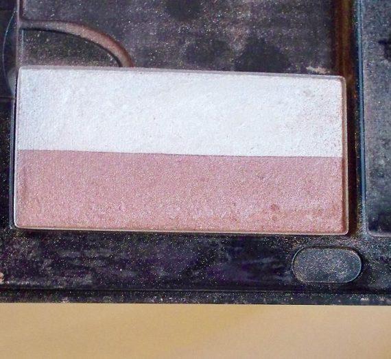 Mineral highlighting powder: Pink stardust