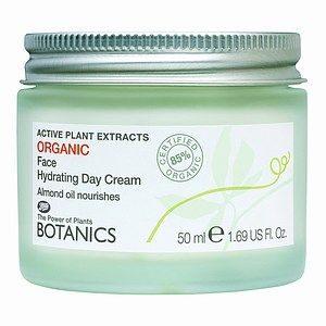 Botanics Organic face hydrating day cream