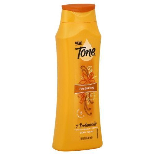 Tone Tahitian Vanilla and Orchid Body Wash