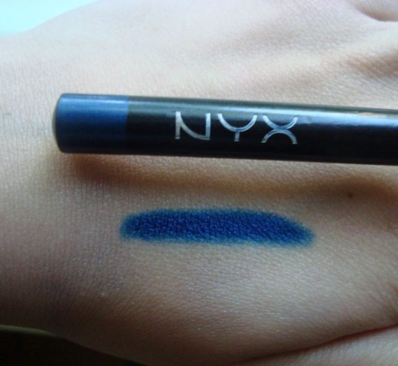 NYX Eyeliner in Sapphire